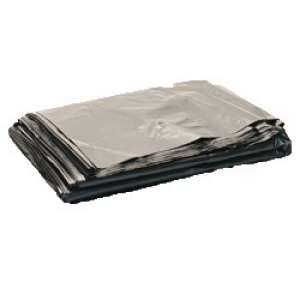 Sacs containers 240 L LDPE noir 25 my